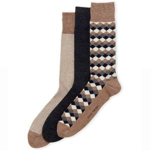 Cole Haan • Dress Socks 3-Pairs